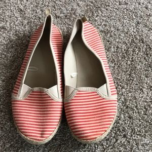 Shoes - Stripped Flats